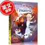 预售 冰雪奇缘2 Frozen2 迪斯尼同名电影儿童绘本故事书 小金书 艾莎 安娜 5-6岁 英文原版Frozen 2 Little Golden Book Disney