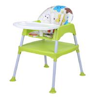 【当当自营】萌宝(Cutebaby)多功能 便携儿童餐椅 CBC101绿色