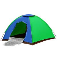 户外手搭帐篷2人速开帐篷野露防雨户外帐篷
