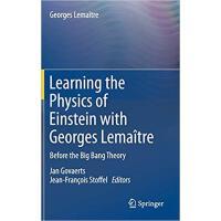 【预订】Learning the Physics of Einstein with Georges Lema?tre 9
