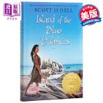 【中商原版】[英文原版]Island of the Blue Dolphins蓝色海豚岛Scott O'Dell