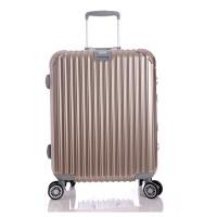 手拉箱欧美商务男士旅行箱万向轮铝框行李箱飞机轮拉杆箱海关锁登机箱24寸20寸29寸