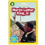 英文原版绘本 National Geographic Kids Level3:Martin Luther King J