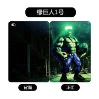 死侍绿巨人苹果新款ipad air/2保护套mini4迷你2硅胶5软壳钢铁侠8