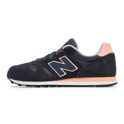 New Balance/NB 女子复古运动休闲慢跑鞋  WL373GN女子复古运动休闲跑步鞋