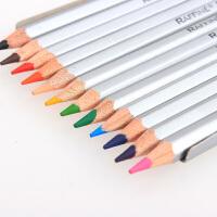 马可MARCO 秘密花园专用彩色铅笔马可24/36/48/72色填色专用油性彩色铅笔7100