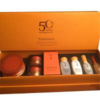 韩国雪花秀(Sulwhasoo)50周年纪念版限量馈赠礼盒套装