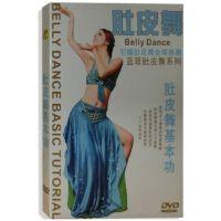 蓝菲肚皮舞系列:肚皮舞基本功(DVD)