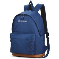 SWISSGEAR瑞士军刀书包小学生书包双肩包电脑包14英寸男女笔记本大容量尼龙旅行背包