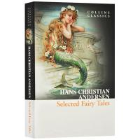 安徒生经典童话 英文原版 Selected Fairy Tales 青少年文学 儿童精选童话读物 柯林斯经典文学系列 全