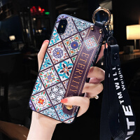 20190721011003009苹果x手机壳女款8plus韩版腕带7p潮牌个性iPhone6s创意6带挂绳iPhon