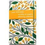 【预订】Posh: Trumpet Vines 2019-2020 Monthly/Weekly Planning C