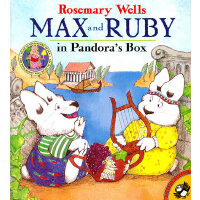 Max and Ruby in Pandora's Box [Paperback] 麦斯和露比:潘多拉魔盒 ISBN