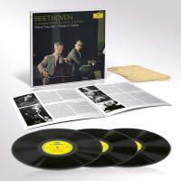 现货 [中图音像]【黑胶】贝多芬 钢琴与大提琴二重奏全集 3LP Beethoven: Complete Works
