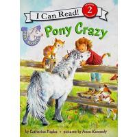 【预订】Pony Scouts: Pony Crazy