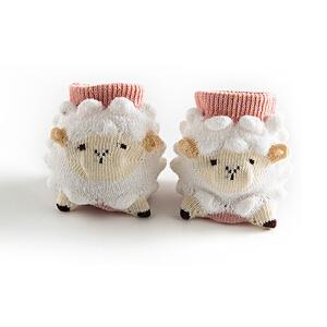 Yinbeler春秋夏款婴儿袜0-1岁 可爱防滑袜 中筒袜 款式多样可选