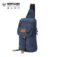 【超级品牌日 聚划算价折上9折】诺诗兰NORTHLAND2017户外男女挎包运动包单肩包耐磨拎包 B990146