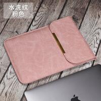 适用2018款Mac苹果电脑包女macbook内胆包air13.3笔记本14寸保护套Pro惠普星14