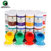 马利商用创意丙烯颜料A-4500大瓶装500ml丙烯画手绘墙绘色彩颜料