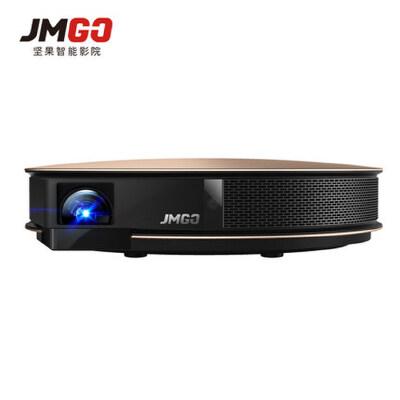 坚果 (JMGO)G3Pro投影机 高清无线WiFi家用3D投影仪 便携式商务办公投影机 梯形调焦 带镜头保护盖