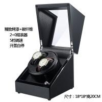 手表盒收纳盒 自动摇表器 机械表上链盒单个晃表器木质腕表盒子家用