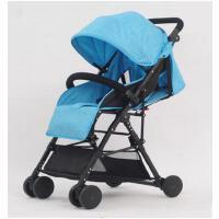 华婴 婴儿推车可坐可躺轻便折叠高景观宝宝儿童伞车手推车童车