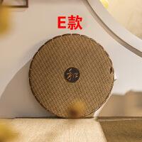 日式蒲�F�h窗茶室 榻榻米靠�|�A形打坐�|茶道瑜伽座�|椅�| 45x45cm