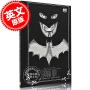 现货 蝙蝠侠:煤气灯下的哥谭 英文原版Batman Noir:Gotham by Gaslight DC漫画 同名漫改电影原作漫画 布鲁斯・韦恩 开膛手杰克