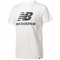New Balance/NB男装运动短袖休闲透气T恤AMT01575WK