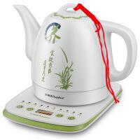 Royalstar/荣事达 TC12-50M陶瓷养生壶304不锈钢电热水壶保温茶壶