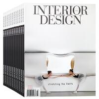 美国 英文版 INTERIOR DESIGN 杂志 订购2021年5月至2022年4月 E03 美国室内设计杂志