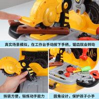 装螺丝刀儿童维修理工具台3-4-5-6岁男孩玩具过家家工具箱玩具套