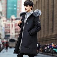 反季冬装棉衣男韩版中长款加厚冬季棉袄子青少年羽绒男士外套
