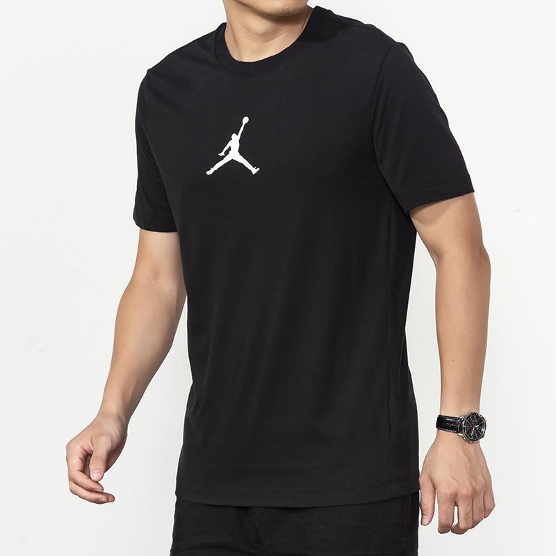 NIKE耐克 男装 运动休闲训练短袖篮球T恤 BQ6741-010 运动休闲训练短袖篮球T恤