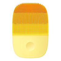 inFace洁面洗脸仪电动声波硅胶洗脸神器男女士毛孔清洁器 橙色