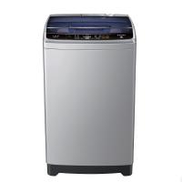 Haier海尔 8公斤直驱变频全自动波轮洗衣机EB80BM39TH四重洁净 智能称重 智能预约 漂甩二合一