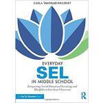 【预订】Everyday SEL in Middle School 9781138903876
