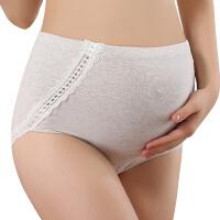 孕妇内裤棉裆怀孕期高腰可调节托腹短裤大码内衣初期孕早期晚期孕妇内裤