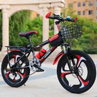 新款21速儿童碟刹自行车6岁---12岁15男孩20寸小学生单车