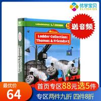 儿童英文原版绘本Thomas and Friends Learning Ladder2小火车托马斯和朋友们 第二部精装