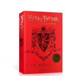 格兰芬多学院平�b版 哈利波特与魔法石 英文原版 Harry Potter Philosopher's Stone JK