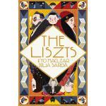 【现货】英文原版 李斯特一家 The Liszts 5-9岁精装绘本 Julia Sarda 插绘 Kyo Macle