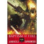 英文原版 猎魔人:火之洗礼 游戏《巫师》原著小说 Netflix新剧 The Witcher: Baptism of