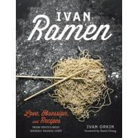 【预订】Ivan Ramen Love, Obsession, and Recipes from Tokyo's Mo