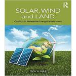【预订】Solar, Wind and Land 9780415520461