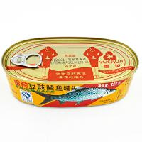 [当当自营] 粤花 金装豆豉鲮鱼 227g