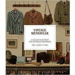 【预订】Vintage Menswear 9781786270955