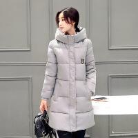 2018新款反季女装冬季棉衣女中长款学生加厚韩版羽绒外套冬装
