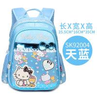 2018新款凯蒂猫小朋友书包女生幼儿园韩国可爱3-5-6岁hello kitty儿童背包