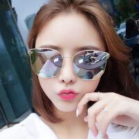 偏光太阳镜女潮个性明星同款圆脸墨镜眼镜眼睛